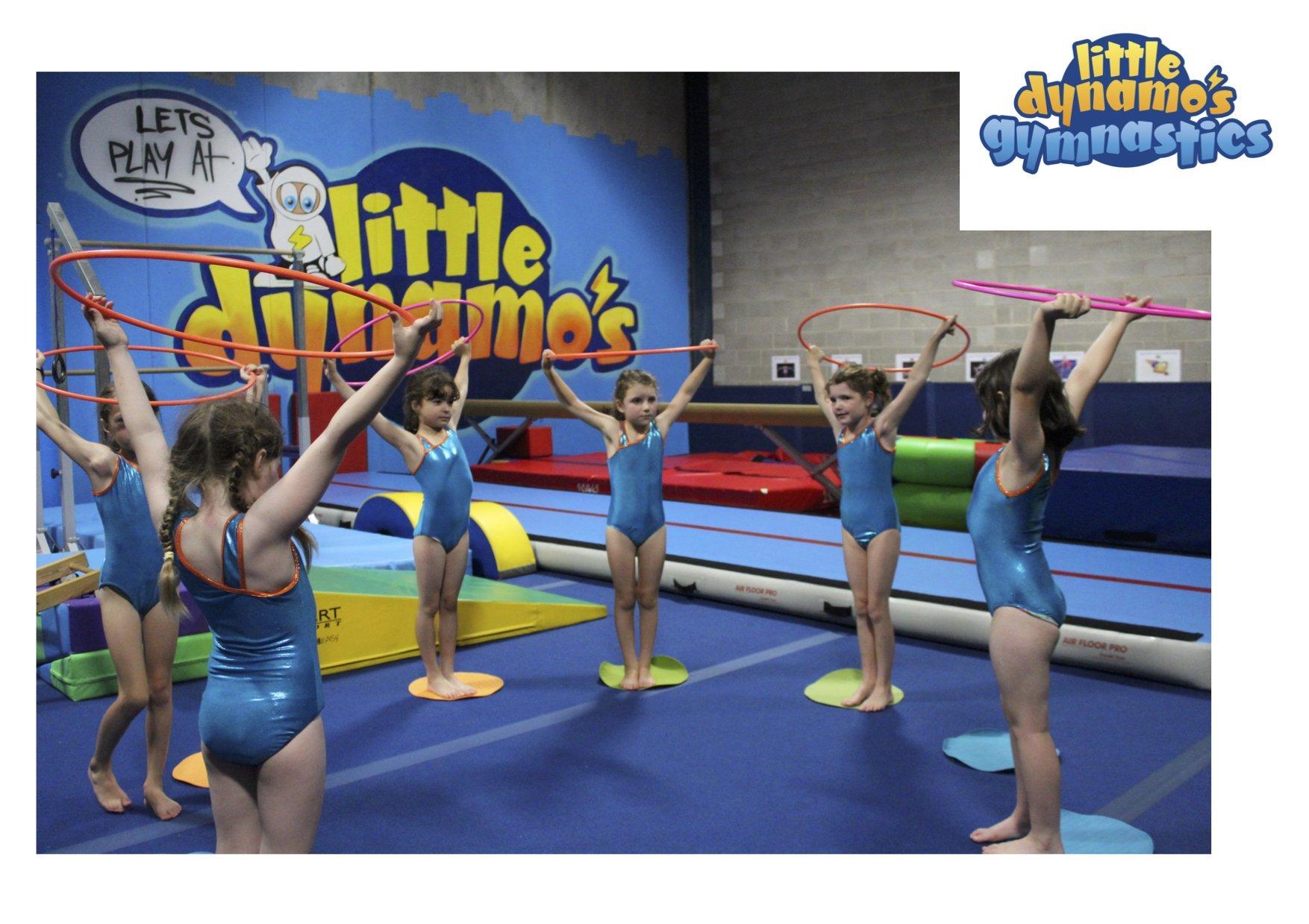 Little Dynamo's Gymnastics school