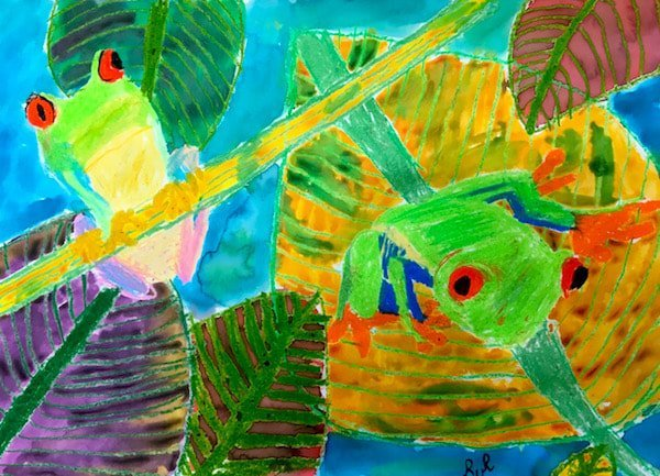 South Coogee Art Club at SCPS
