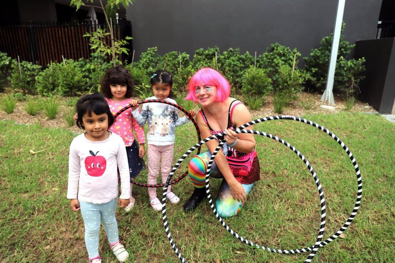 Suzy Spindoll's School of Hooping