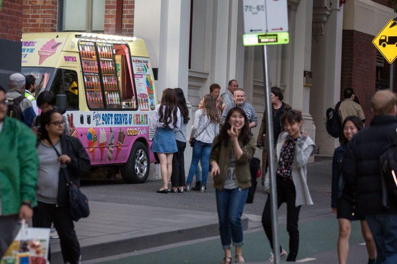 Melbourne Ice Cream Vans