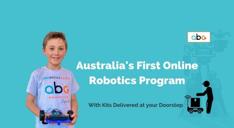 Online Robotics and Coding Holiday Program for Kids