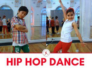 Online Hip Hop Dance Workshop