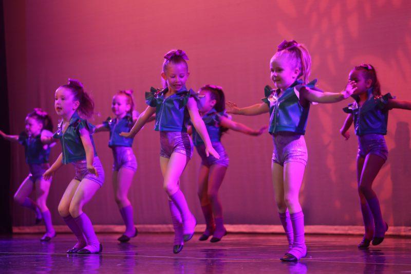 Oz Tots Dance