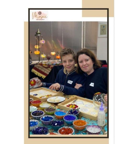 Mosaic Art for Kids