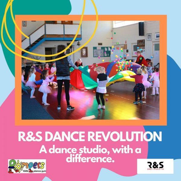 R & S Dance Revolution