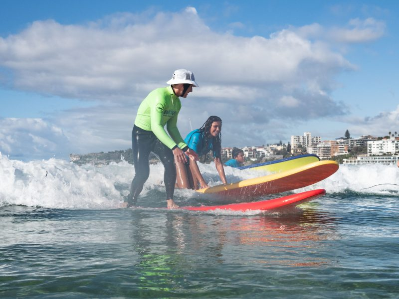 Waves of Wellness Free Surfing Programs For Teens