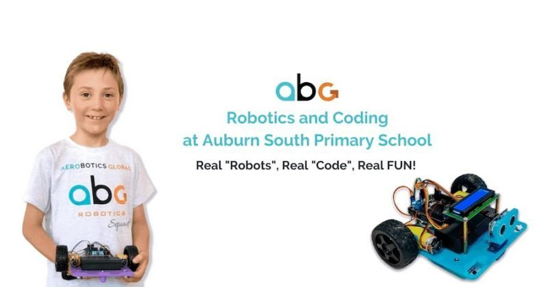 Robotics and Coding at Auburn South Primary School
