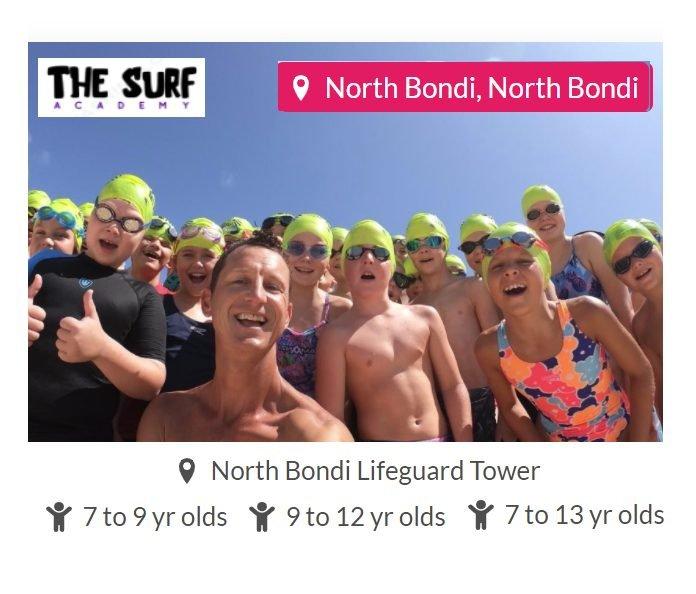 The Surf Academy – North Bondi
