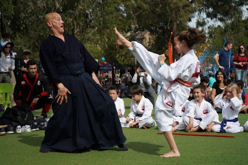 Kids Karate Sydney North Shore