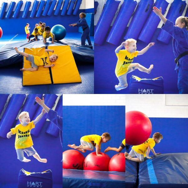 Kids Judo – Daceyville