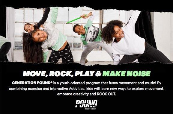 Generation POUND Virtual Fitness